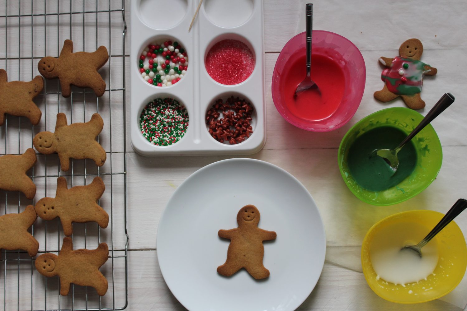Christmas Jumper Gingerbread Men recipe