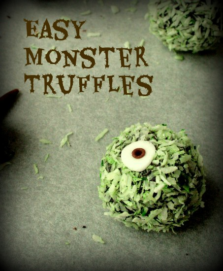 Monster truffles annotated