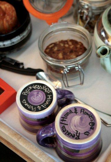 tea tray H&F
