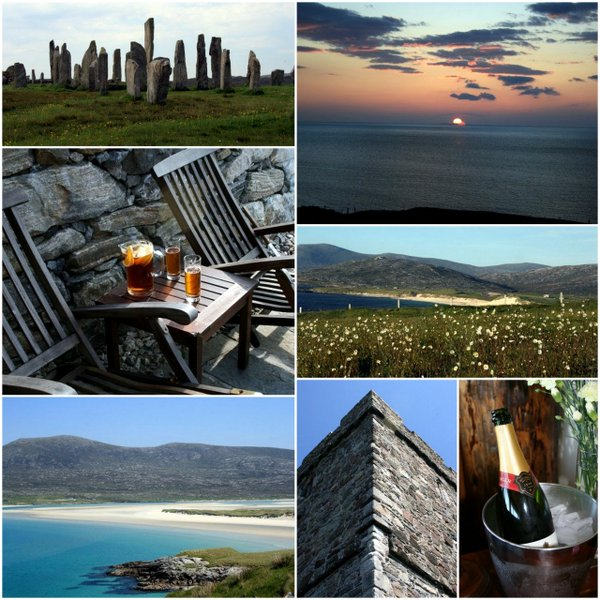 Blue Reef Cottages - Isle of Harris