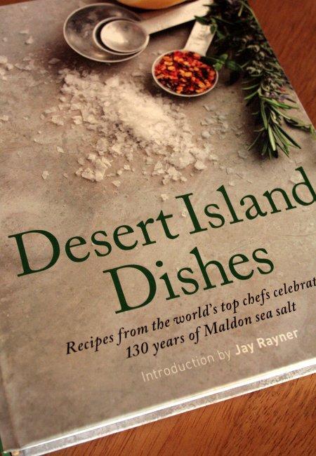 Maldon desert island dishes cookbook